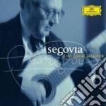 THE GREAT MASTER/2CD cd musicale di SEGOVIA