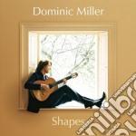 Miller - Shapes cd musicale di MILLER DOMINIC