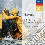 6 STRING QUARTETS, OP.76 cd musicale di Quart. Takacs