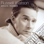 Amore musica cd musicale di Russel Watson