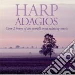 HARP ADAGIOS/2CD cd musicale di ARTISTI VARI