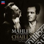 The symphonies..-box 12cd 08 cd musicale di MAHLER