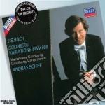 VARIAZIONI GOLDBERG cd musicale di SCHIFF