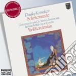 Rimsky Korsakov - Scheherazade - Kondrashin cd musicale di KONDRASHIN
