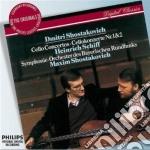 CONCERTI X VLC.                           cd musicale di SCHIFF