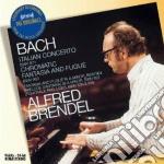 ITALIAN CTO/CHROMATIC FANT                cd musicale di BRENDEL