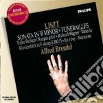 Liszt - Sonata - Brendel cd musicale di BRENDEL