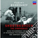 The symphonies cd musicale di ASHKENAZY
