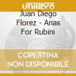 ARIAS FOR RUBINI cd musicale di ARTISTI VARI