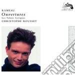 OUVERTURES                                cd musicale di ROUSSET