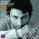 ROMANTIC ARIAS cd musicale di KAUFMANN