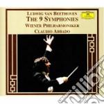 LE 9 SINFONIE/Dir. C.Abbado (5cd) cd musicale di ABBADO/WP