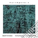 KURTAGONALS                               cd musicale di KURTAG GYORGY JR.