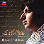 SUITES FRANCESI                           cd musicale di Johann Sebastian Bach