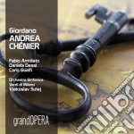 ANDREA CHENIER                            cd musicale di Sutej