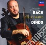 Cello suites cd musicale di BACH JOHANN SEBASTIAN