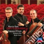 Complete violin works cd musicale di D'ORAZIO