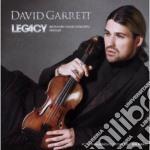 Legacy cd musicale di Garrett