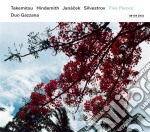 Gazzana/takemits Duo - Five Pieces cd musicale di Gazzana/takemits Duo
