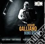 Richard Galliano - Nino Rota cd musicale di Richard Galliano