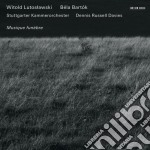 Lutoslawski Witold - Musique Funebre cd musicale di Witold Lutoslawski