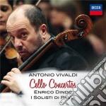Vivaldi - Cello Concertos - Dindo cd musicale di Dindo/sp