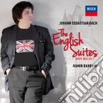 The english suites cd musicale di Bahrami