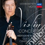 Violin concertos cd musicale di Rimonda/cd