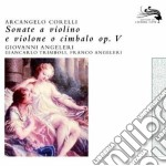 SONATE PER VL. cd musicale di ANGELERI