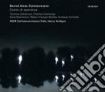 Canto di speranza cd musicale di ZIMMERMANN BERND ALOIS