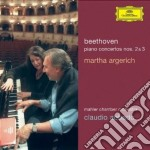 PIANO CONCERTOS N.2 & 3/ARGERICH cd musicale di ARGERICH