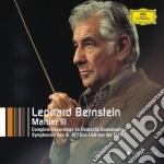 Symphonies no.8-10 cd musicale di G. Mahler