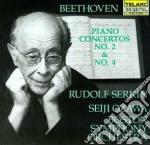 PIANO CONCERTOS cd musicale di ABBADO/SERKIN