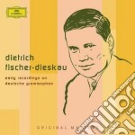 Early recordings on dg cd musicale di Fischer/dieskau