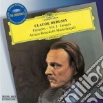PRELUDES, IMAGES                          cd musicale di Claude Debussy