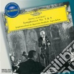 SINFONIE N. 5 E 9                         cd musicale di SCHUBERT