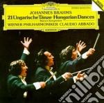 DANZE UNGHERESI                           cd musicale di Claudio Abbado