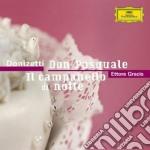 DON PASQUALE/IL CAMPANELLO cd musicale di Gaetano Donizetti
