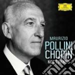 CHOPIN-NOCTURNES/2CD cd musicale di CHOPIN