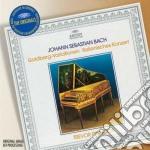 VARIAZIONI GOLDBERG                       cd musicale di BACH