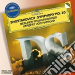 SINFONIA 10                               cd musicale di KARAJAN