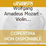THE MOZART PROJECT                        cd musicale di MUTTER