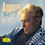 THE VERY BEST OF ADAGIO KA cd musicale di KARAJAN/BP