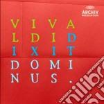 GALUPP/DIXIT DOMINUS cd musicale di Dominus/kopp Nisi