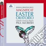 Bach - Oratorio Pasquale - Mccreesh cd musicale di MCCREESH