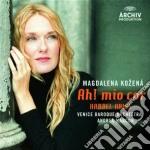 Handel - Arias - Kozena cd musicale di HANDEL
