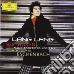 CONCERTI PER PF 1 E 4  (DIRETTORE   LANG LANG) cd musicale di Lan-beethoven Lan