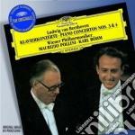 CONCERTI PF. 3 E 4                        cd musicale di BEETHOVEN