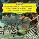 Ravel/debuss - Bolero/la Mer Prelude - Karajan/bp cd musicale di KARAJAN/BP