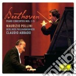 BEETHOVEN -  PIANO CONCERTOS  (BOX 3 CD) ABBADO cd musicale di BEETHOVEN